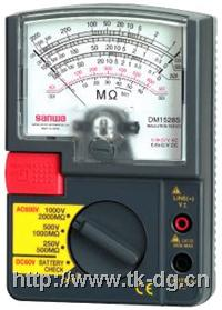 DM1008S绝缘兆欧表 DM1008S