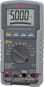 PC500高准确度数字万用表 PC500