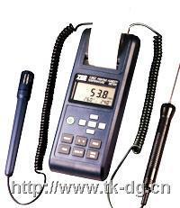 TES1362列表式温湿度计 TES1362