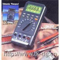 TES2600数位式万用表 TES2600