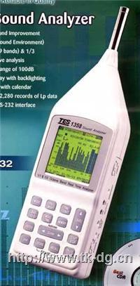 TES1358噪音计声级计 TES1358