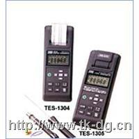 TES1305溫度記錄表(溫度計) TES1305