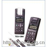 TES1305温度记录表(温度计) TES1305