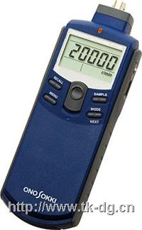 FT-7100手握式FFT轉速表 FT-7100