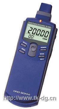 SE-2500非接觸式數字轉速表 SE-2500