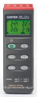 CENTER-309溫度計/溫度表 CENTER-309