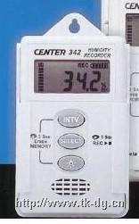 CENTER-342温湿度记录仪 CENTER-342