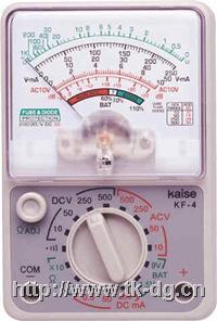 KF-4指针式模拟万用表 KF-4