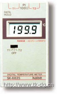 SK-6825溫度計 SK-6825