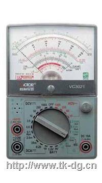 VC3021指针萬用表 VC 3021