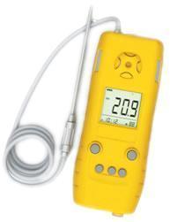便携式泵吸型氧气检测报警仪