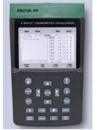 PROVA-800溫度計/記錄器