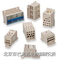 魏德米勒接线端子 ZDU2.5 1608510000 WPDM电源分配接线端子