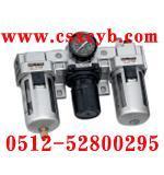 AC系列过滤器+调压阀+油雾器 规格型号齐全