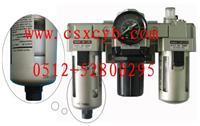 AC4000-04D自动排水三联件 规格型号齐全