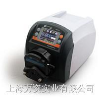 雷弗BT101L流量型智能蠕动泵采用彩色液晶和触摸屏技术