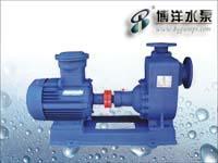 自吸式化工油泵/油泵/自吸泵/上海华通集团溥洋水泵 自吸式化工油泵