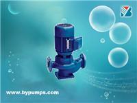 排污泵/无堵塞排污泵/管道排污泵/上海博洋水泵厂 GW系列