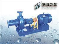 XWJ型无堵塞纸浆泵/不锈钢水泵/自吸泵/上海华通集团溥洋水泵 XWJ型无堵塞纸浆泵