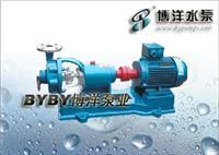 WPB型卧式屏蔽泵/不锈钢耐腐蚀离心泵/上海博洋水泵厂021-63800050 65FB-30A