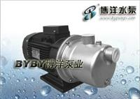 S型单级双ISG系列立式管道离心泵/JET不锈钢自吸离心泵/上海博洋水泵厂021-63800050 JET-45