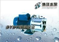 不锈钢喷射自吸泵 SZD