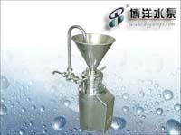 卫生型立式胶体磨 JM