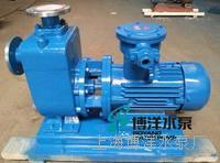 HQFX防爆不锈钢耐腐蚀自吸泵,防爆自吸泵,防爆不锈钢自吸泵 HQFX型