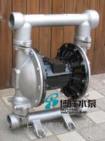 深圳不锈钢气动隔膜泵 QBY型