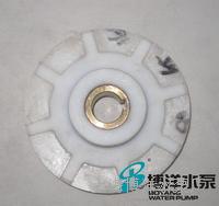UHB砂浆泵 耐腐蚀砂浆泵  耐磨渣浆泵叶轮 砂浆泵叶轮 水泵叶轮 UHB型