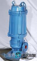 QW(WQ)无堵塞潜水排污泵  工博牌无堵塞排污泵 排污泵 WQ系列
