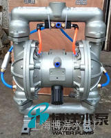 不锈钢气动粉尘输送泵 QBYF型气动粉体输送泵  QBYF型