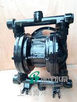 上海博洋生产新型手摇隔膜泵 耐磨,无泄漏化工专用手摇隔膜泵  BYS型