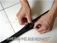 卷状編織網管,卷式編織套管,自然卷曲纺织套管 3-50