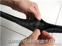 卷状編織網管,卷式編織套管,自然卷曲紡織套管