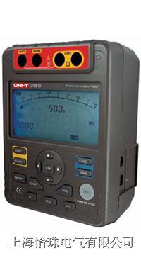 BY2671-5K型数字式绝缘电阻测试仪/上海怡珠电气  BY2671-5K