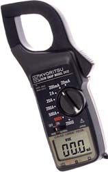 2412 数字式钳形泄漏电流测试仪  2412