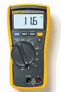 温度及微安电流测量HVAC万用表 Fluke 116C ( 福禄克)