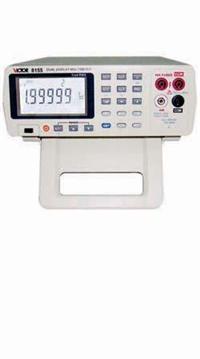 双显示台式数字万用表  VC8155