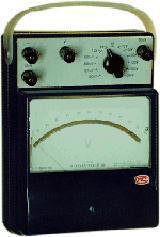 直流微安/毫安/安培/毫伏/伏特表 0.5级多量限C77型
