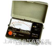 绝缘电阻计 MODEL 3165/3166