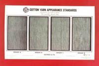 ASTM纱外观标准图卡