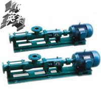 不锈钢单螺杆泵 G型