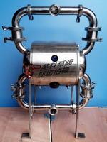 新產品衛生級隔離泵 牛奶輸送氣動隔膜泵 蛋糕奶油衛生食品級輸送泵