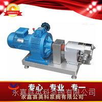 不銹鋼轉子泵 LQ3A型