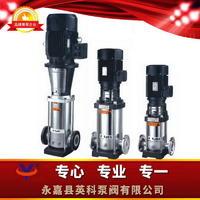 輕型不銹鋼立式多級離心泵 CDLF系列