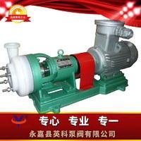 氟塑料耐腐蝕合金離心泵 FSB型