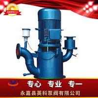 立式無泄漏自控自吸泵 WZL型
