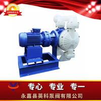 浙江温州永嘉县瓯北镇DBY-65工程塑料电动隔膜泵 DBY-65