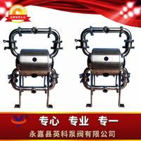 304衛生級氣動隔膜泵